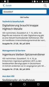 VDI nachrichten E-Paper screenshot 4