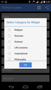 Best Quotes and Status apk screenshot