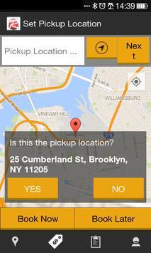 Republica Car Service screenshot 1