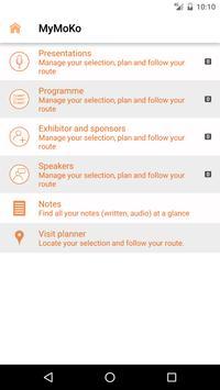 Motorenkongress – App screenshot 1