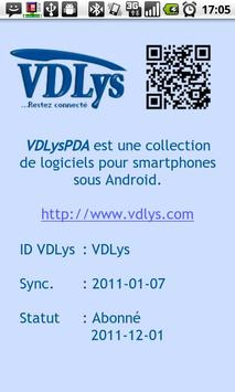 VDLysPDA Apps apk screenshot