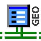 VDLysPDA Geo icon