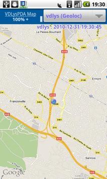 VDLysPDA Geo apk screenshot