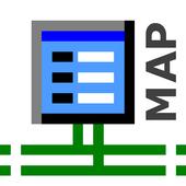 VDLysPDA Map icon