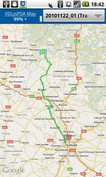 VDLysPDA Map apk screenshot