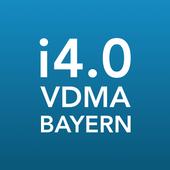 Industrie 4.0 Bayern icon