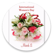 Intl. Women's Day Wishes icon