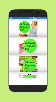 Pregnancy Diet -9 Month Course poster