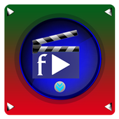 Video download from Social network icon