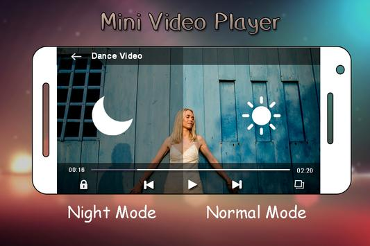 Mini Video Player screenshot 4