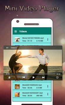 Mini Video Player screenshot 6