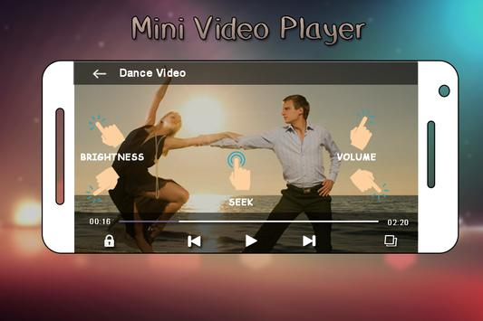 Mini Video Player screenshot 2