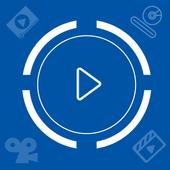 AVI HD Video Player icon