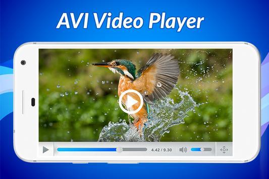 AVI HD Video Player screenshot 1