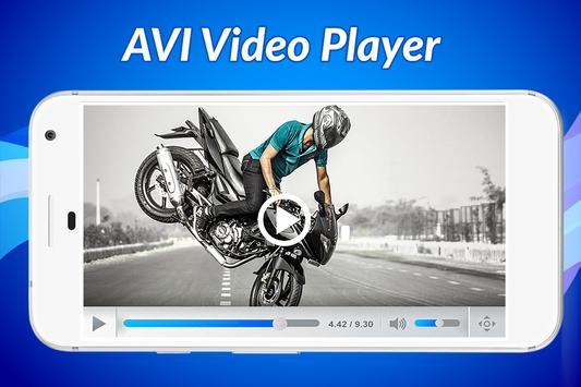 AVI HD Video Player screenshot 2