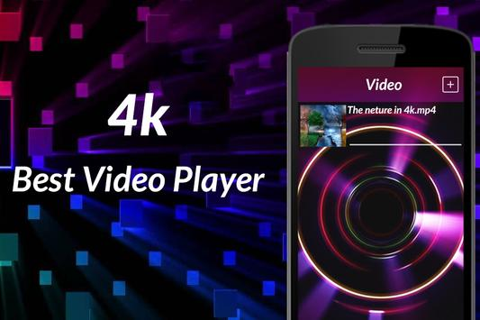 4K Video Player poster