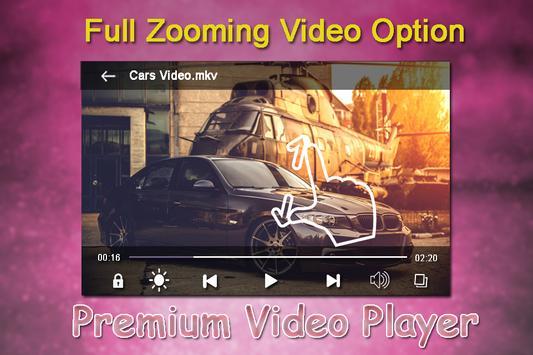 Premium Video Player screenshot 2