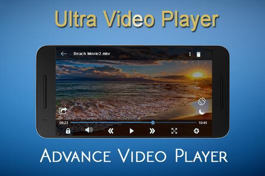 Ultra Video Player screenshot 2