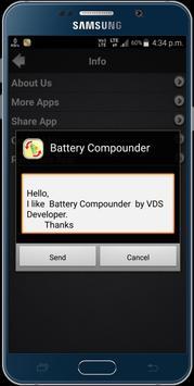 Battery Compounder + screenshot 5