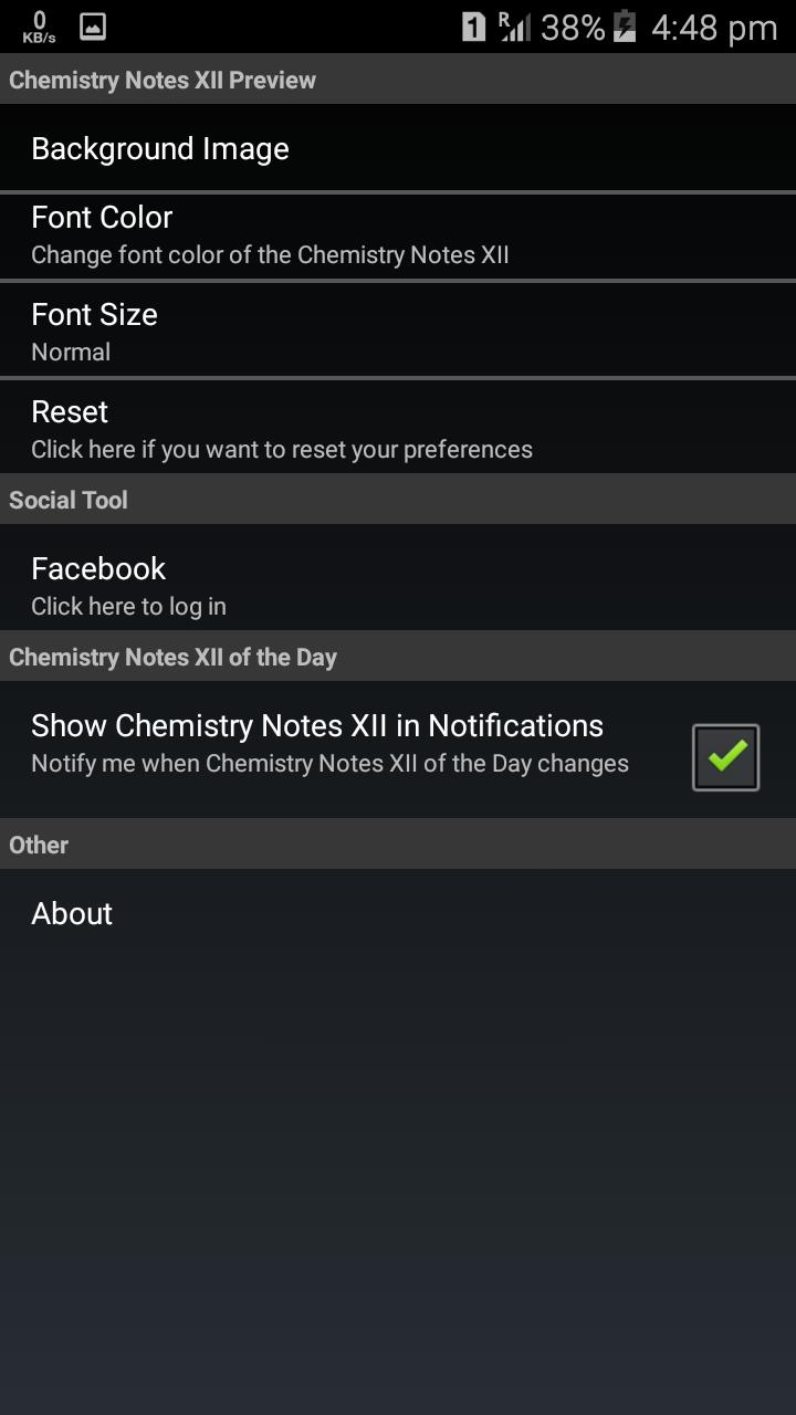 Chemistry XII -Complete Notes for Android - APK Download