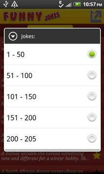 Best Funny Jokes apk screenshot