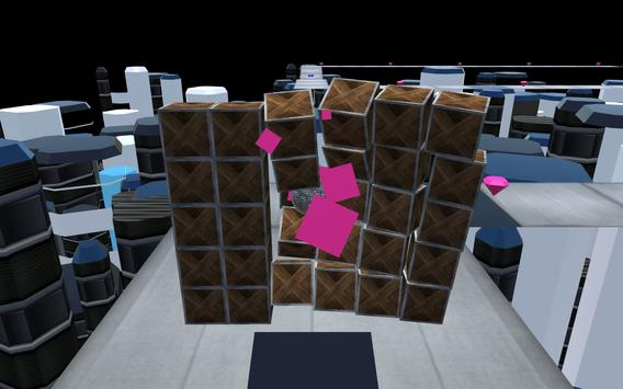 Marble Challenge 3D DEMO apk screenshot