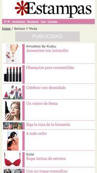 Estampas apk screenshot