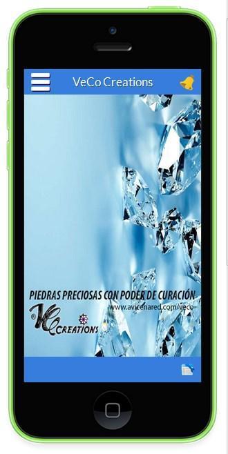 Piedras Preciosas Veco poster