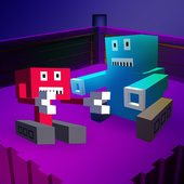 Sumotori Robot - Bot Sumo 3D icon