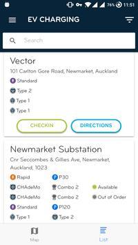 EV Charging apk screenshot