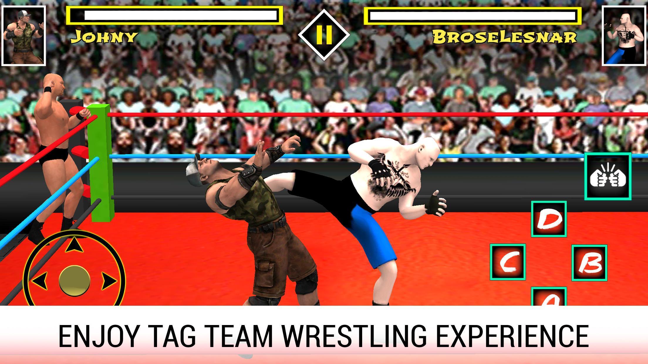World Wrestling Revolution 3D - World Impact Stars for
