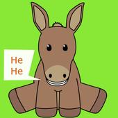 SimiSimi talking Donkey icon