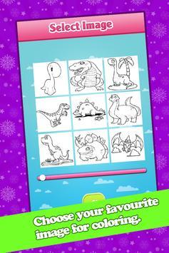 Kids Dino Coloring Book Pages apk screenshot