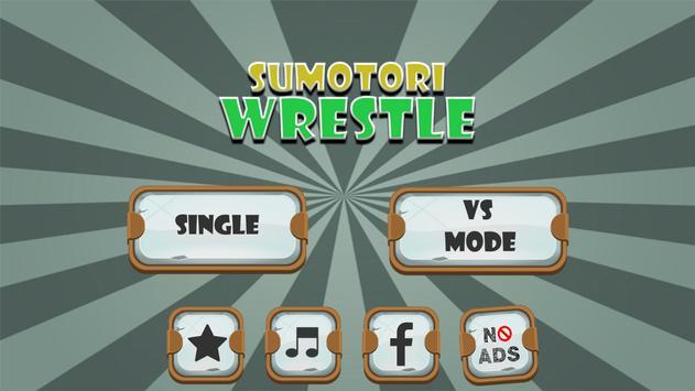 Sumotori Wrestle screenshot 3