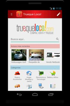 Truequeloco! screenshot 1