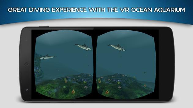 VR Underwater Ocean Aquarium screenshot 3