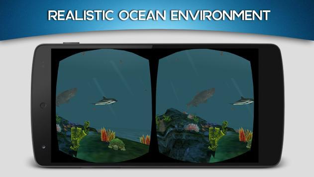 VR Underwater Ocean Aquarium screenshot 2