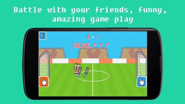 Dumb Soccer Hostility screenshot 2