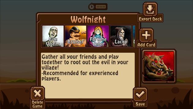 Wolfnight poster