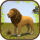 Extreme Wild 3d Lion Simulator icon
