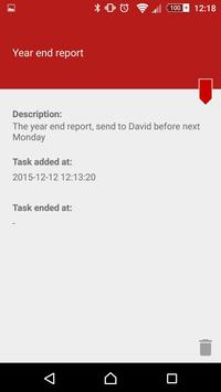DoDidDone - To Do List apk screenshot