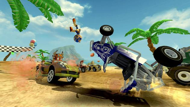 Beach Buggy Racing screenshot 3