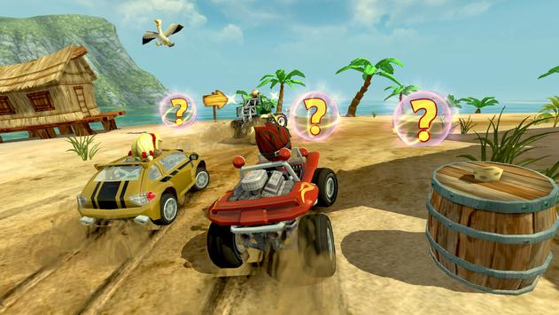 Beach Buggy Racing स्क्रीनशॉट 9