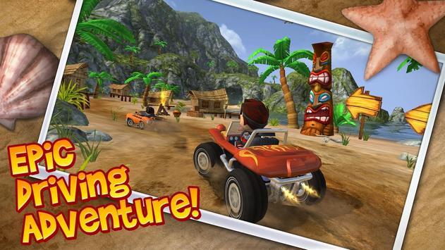 Beach Buggy Blitz screenshot 11