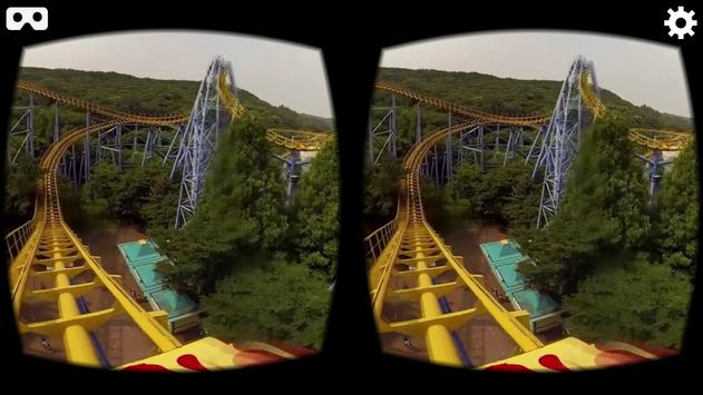 VR 360° 4K Video Player apk screenshot