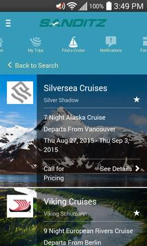 Sanditz Travel Mobile apk screenshot