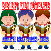 Animated Bible Kids- Moses icon