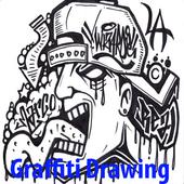 DIY Graffiti Drawing New icon