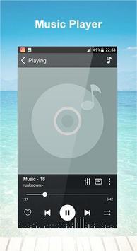 Snap MP3 Music - Tube Player screenshot 1