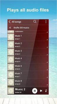 Snap MP3 Music - Tube Player screenshot 8